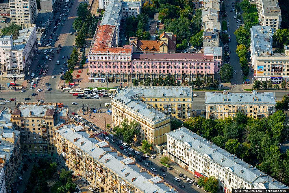 центральный район челябинск фото улиц пять