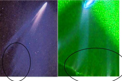 ток комета