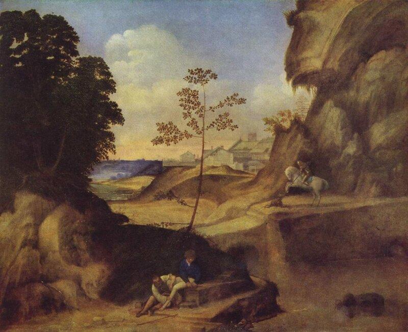 Из собрания шедевров мировой живописи... (502).jpg