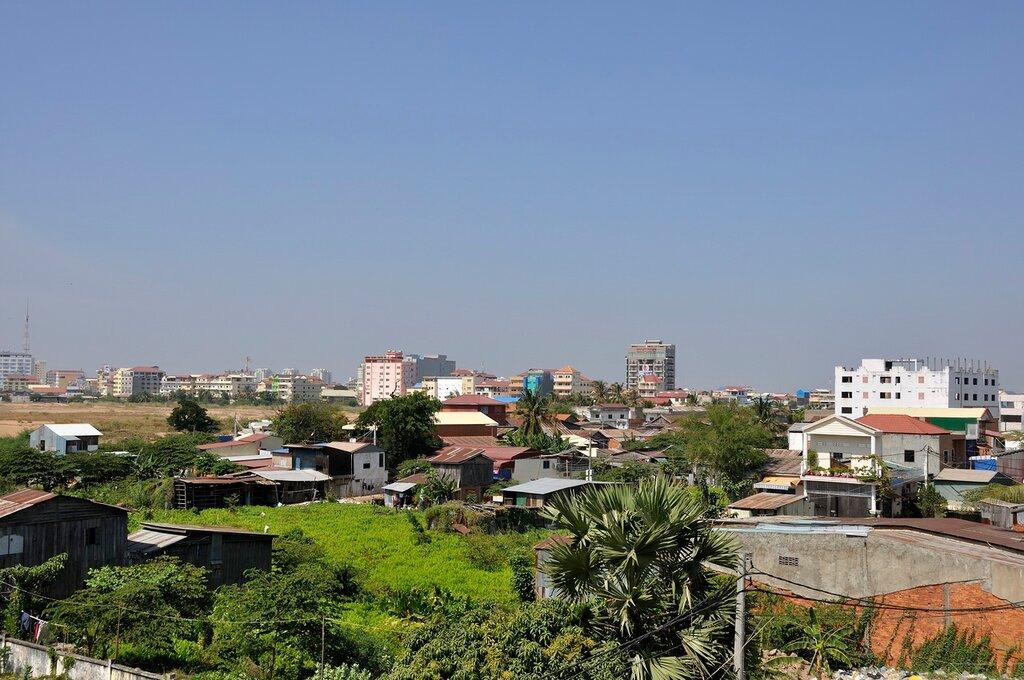 Гестхаусы в Пномпене