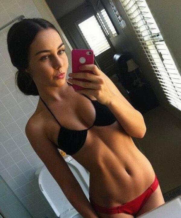 Nude skinny self — 12
