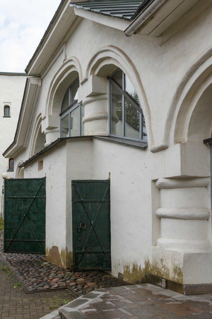 Вторые палаты Меньшиковых (дом Яковлева), Псков