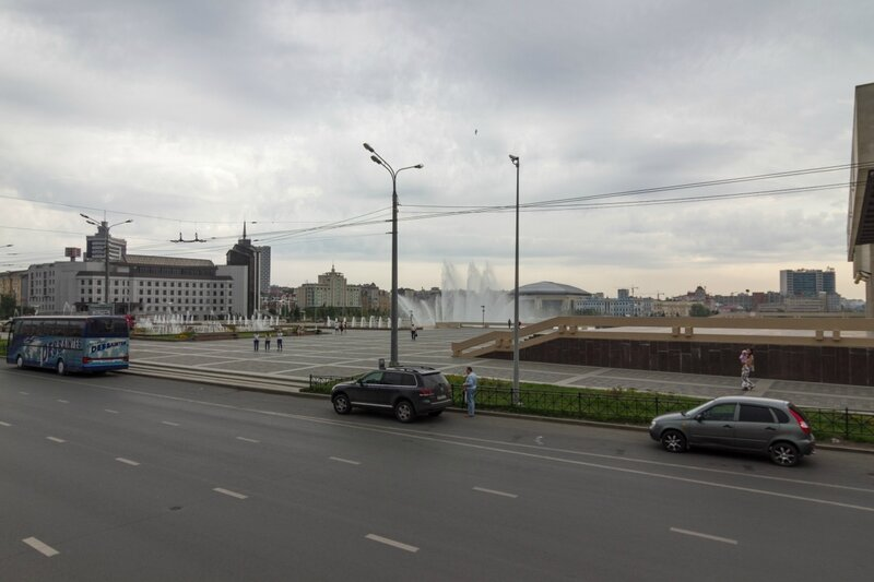 Казань, Нижний Кабан