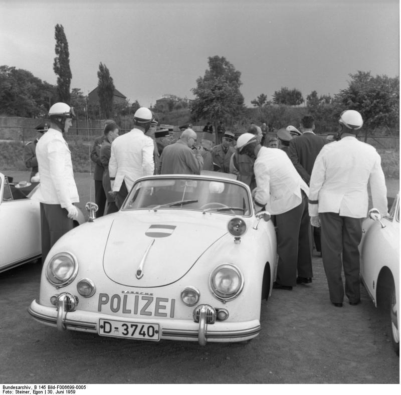 Autobahnpolizei NRW, Besuch aus Frankreich
