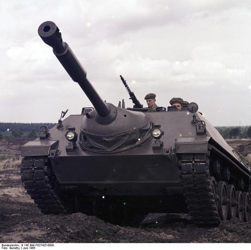 Kanonenjagdpanzer (KanJPz) / Jagdpanzer Kanone 90 mm
