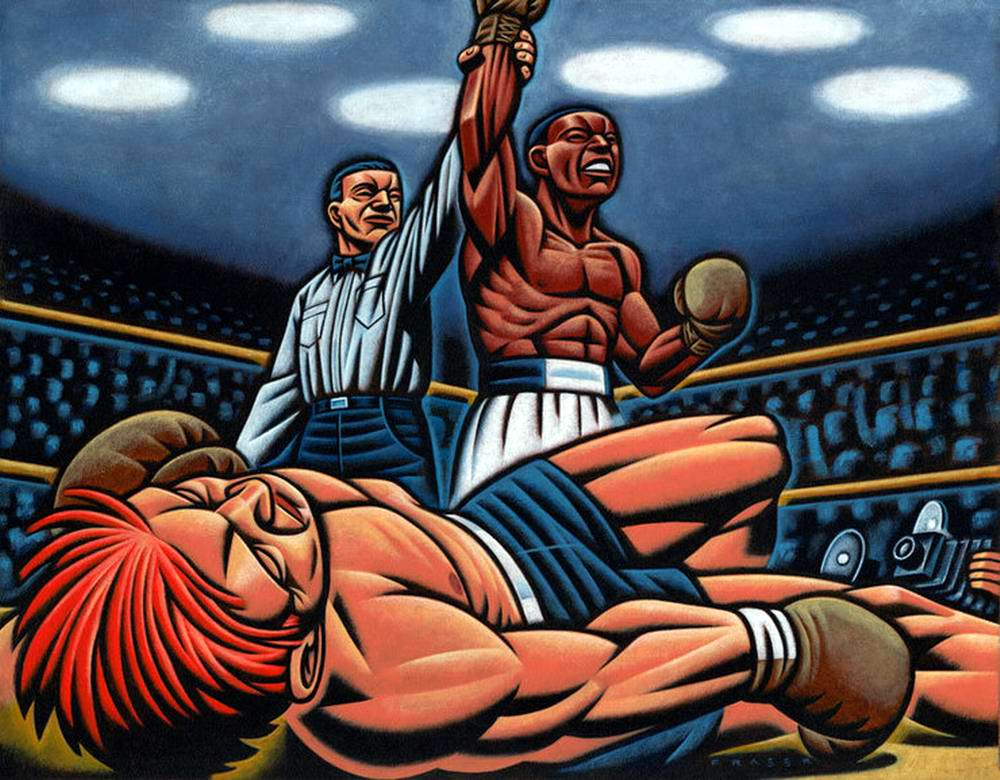 Бокс: Чистая победа