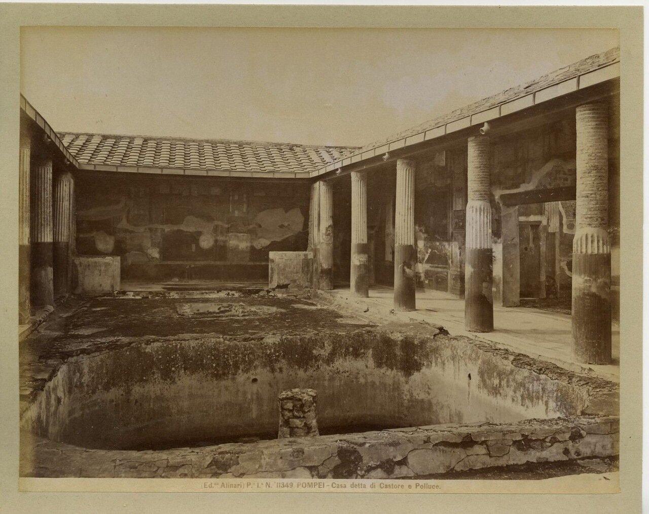 1875. Дом «Кастора и Поллукса»