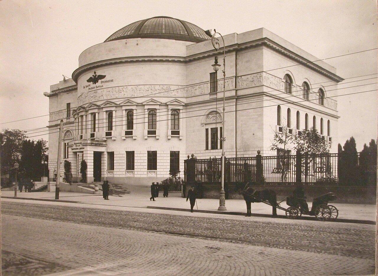 I-й выпуск школы летчиков – наблюдателей. Киев. Август 1916