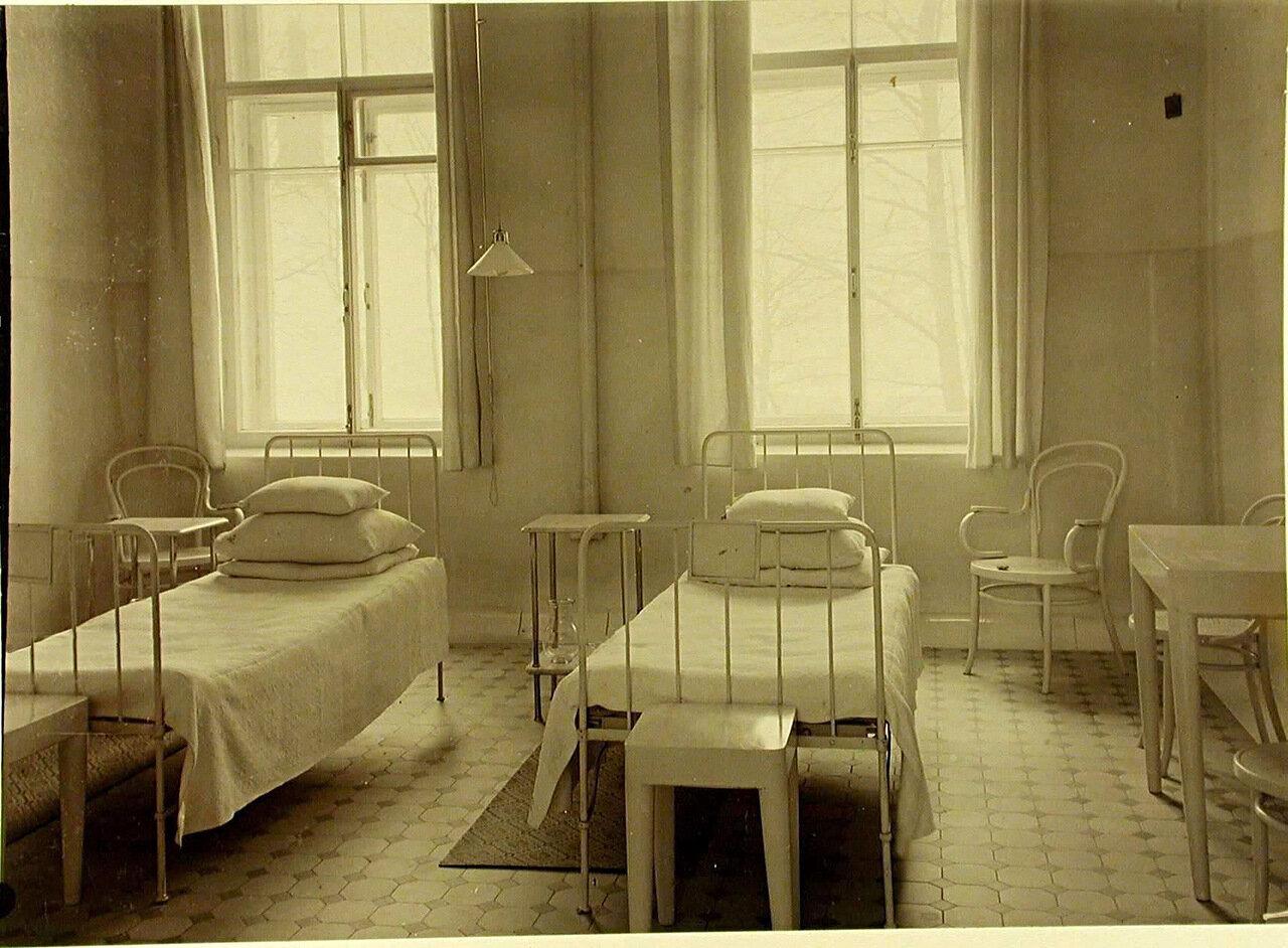 30. Палата на 2 места в больнице общины