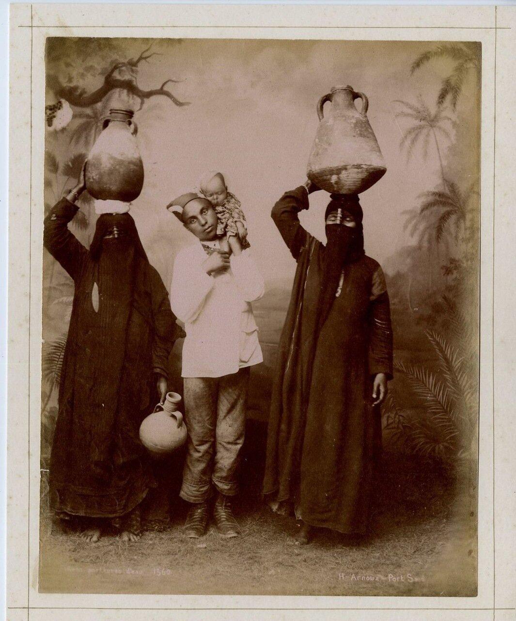 Семья из Порт-Саида