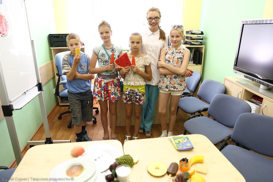 Школа диабета для детей и подростков