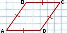 smezhnyie storonyi parallelogramma ravnyi