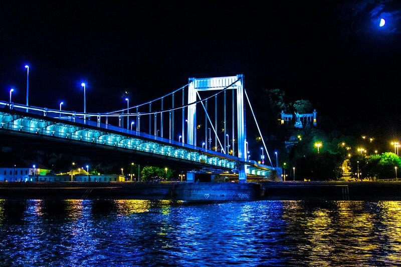 Мосты Будапешта