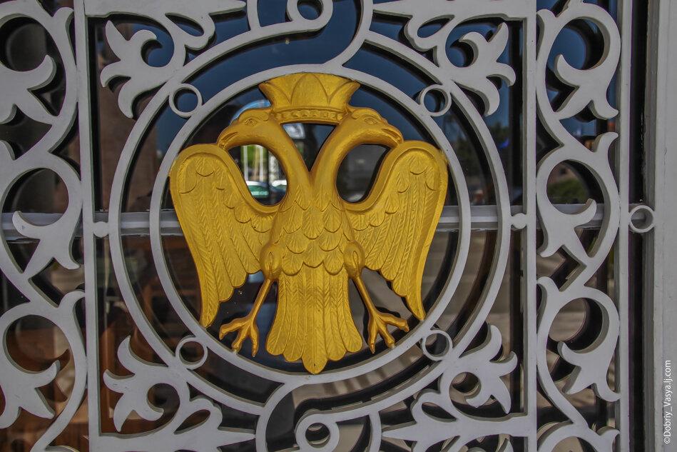 орел знакомый и незнакомай