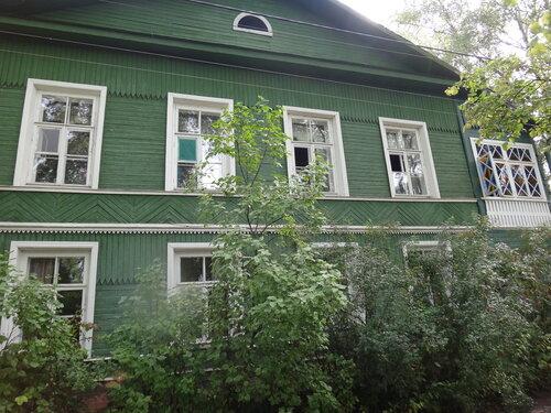 Музей Достоеского, Старая Русса