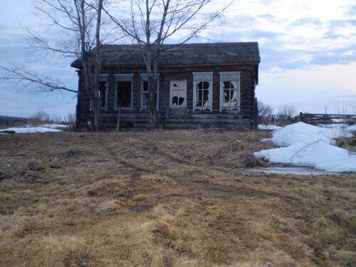 Последний дом старого Кеуля. Фотография Александра Клычкова