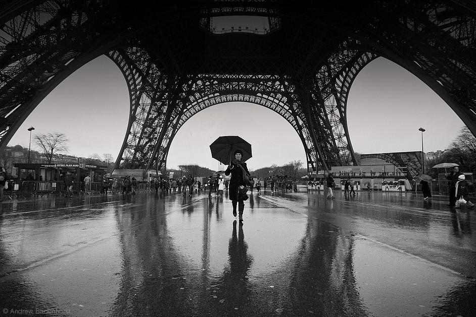 О красоте главного символа Франции… Головокружительные фотографии (22 фото)