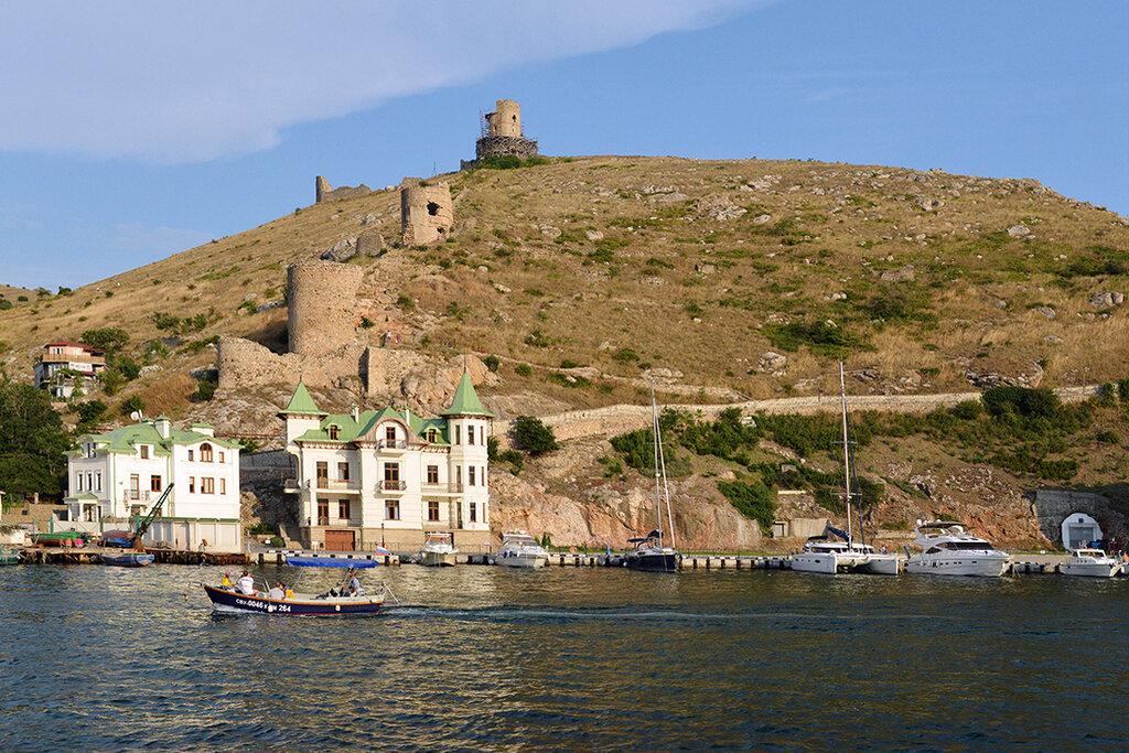 Фотопутешествие по Крыму. Балаклава Крым