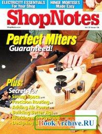 Журнал ShopNotes №134 (March-April 2014)