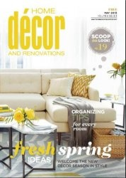 Home Decor & Renovation №3 2013