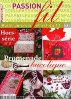 Журнал Passion fil Hors Serie №2 - 2010 jpg 39,39Мб