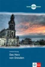 Книга Tatort DaF: Das Herz von Dresden (Buch & Audio-CD)