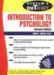Книга Schaum's Outline of Introduction to Psychology