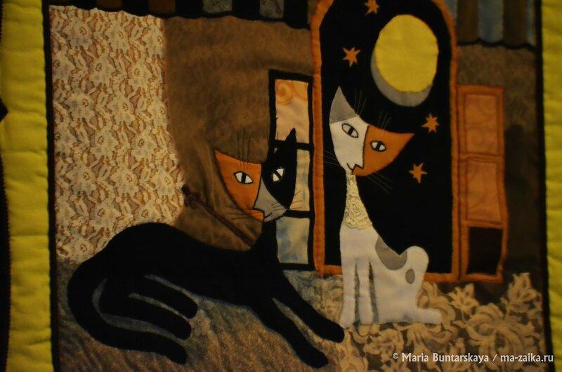 Март кошки, Саратов, Краеведческий музей, 26 февраля 2015 года