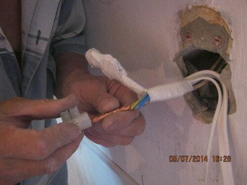 Надёжные контакты - гарантия безаварийной работы электропроводки