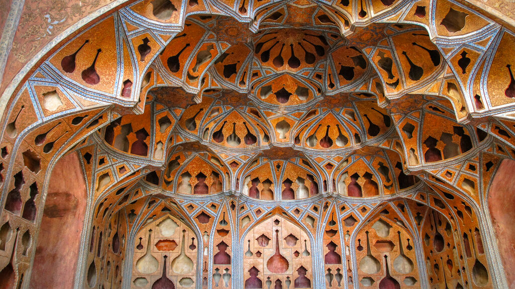 Шахский дворец Али Капу