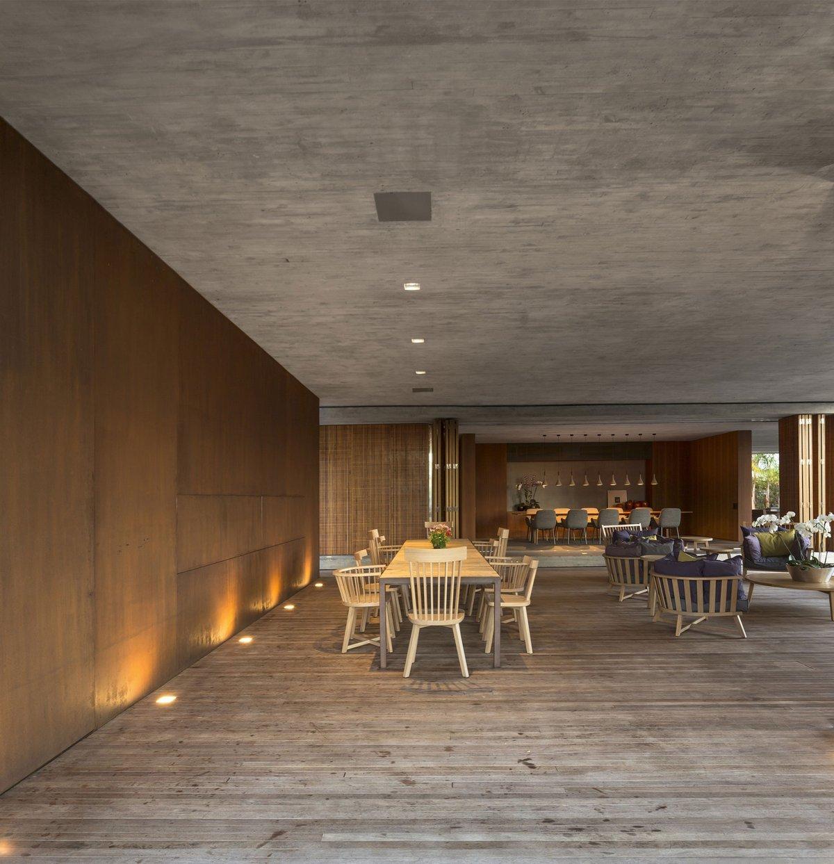 Studio MK27, Lair Reis, P House в Сан-Паулу, особняки Бразилии, открытый дизайн частного дома, 4-этажный особняк, лучшие дома в Сан-Паулу смотреть