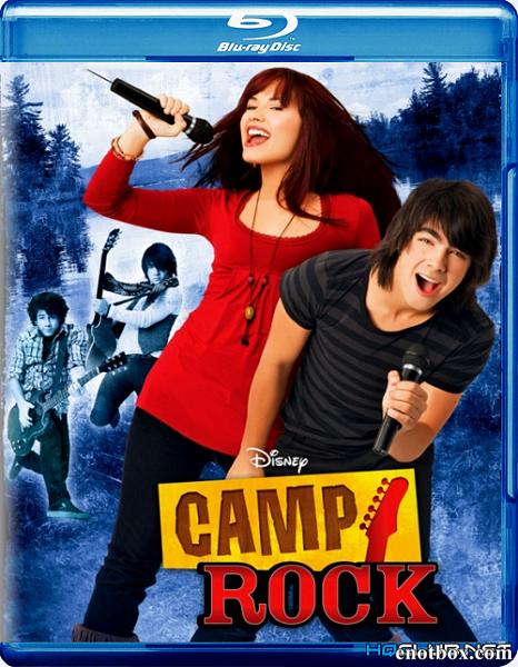 Camp Rock: Музыкальные каникулы / Camp Rock (2008/BDRip/HDRip)