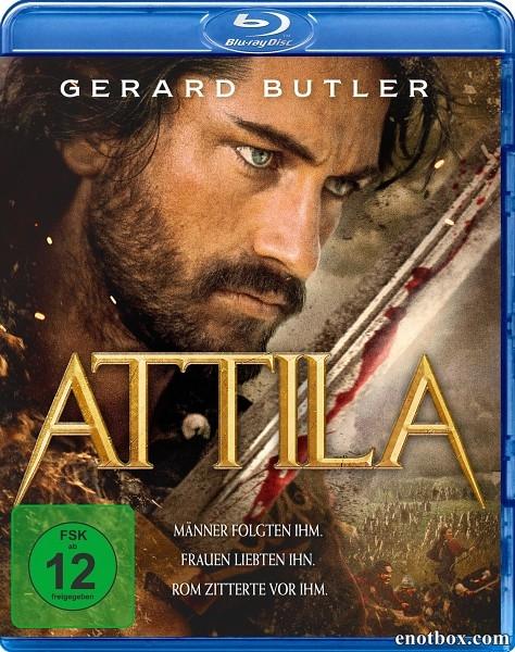 Аттила-завоеватель / Attila (2001/BDRip/HDRip)