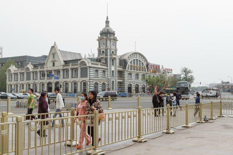 Железнодорожный музей Китая, Пекин