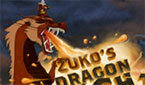 Легенда о Корре полет Зуко на Драконе