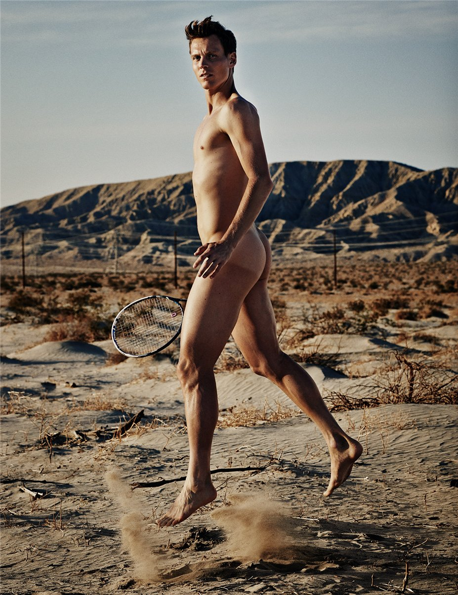 ESPN Magazine Body Issue 2014 - Tomas Berdych / Томаш Бердых