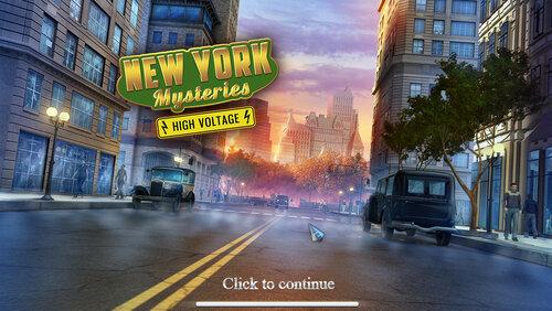 Download - New York Mysteries 2: High Voltage
