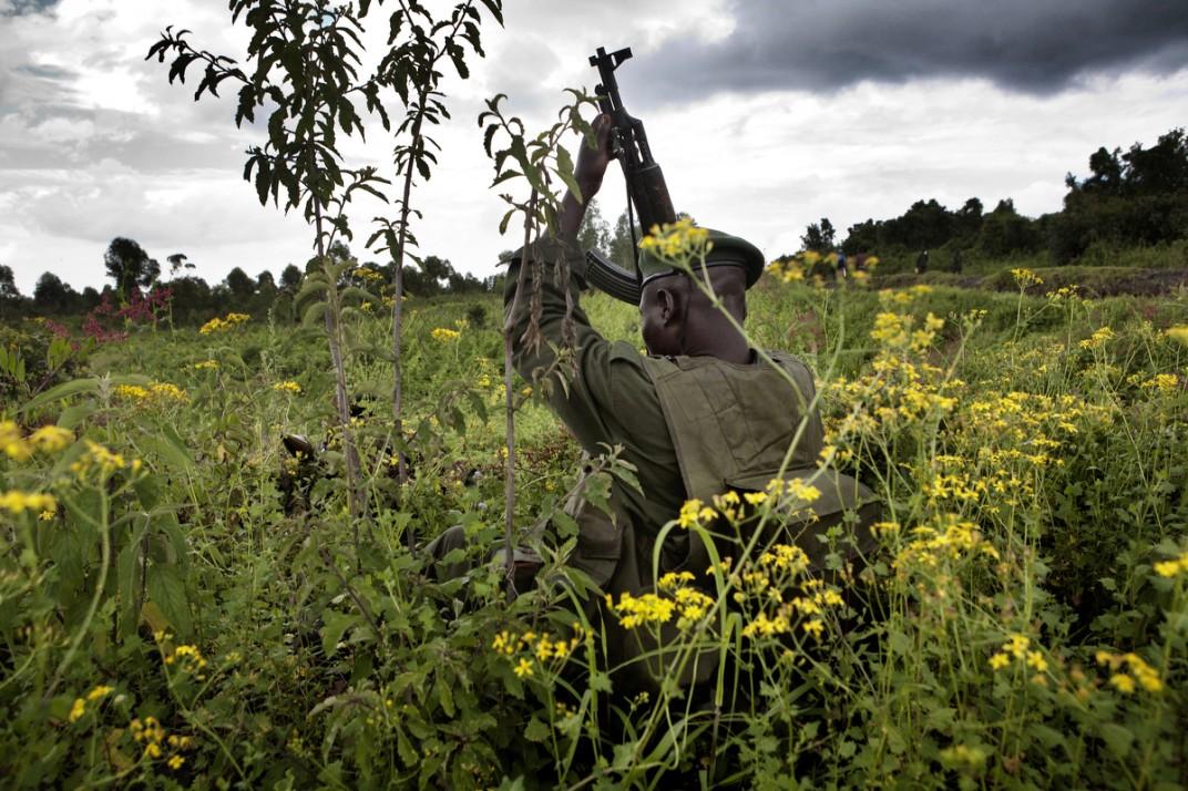 Конго - солдаты на снимках британского фотографа Marcus Bleasadale (7)