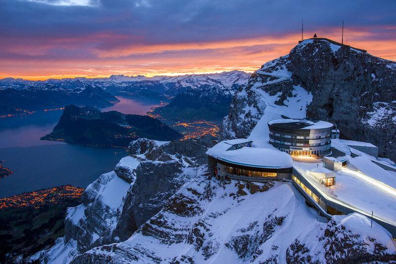 Люцерн – пожалуй самый красивый город Швейцарии. Фото и ...