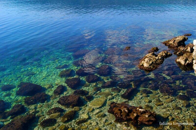 Февральское море