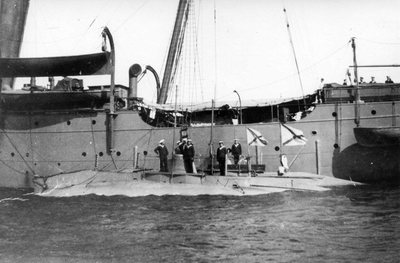 02. Подводная лодка Судак