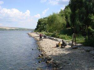 Гидигичское водохранилище - на грани экологической катастрофы