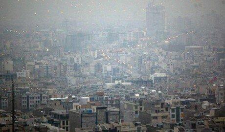 В Тегеране из-за проблем с экологией закрыли все школы
