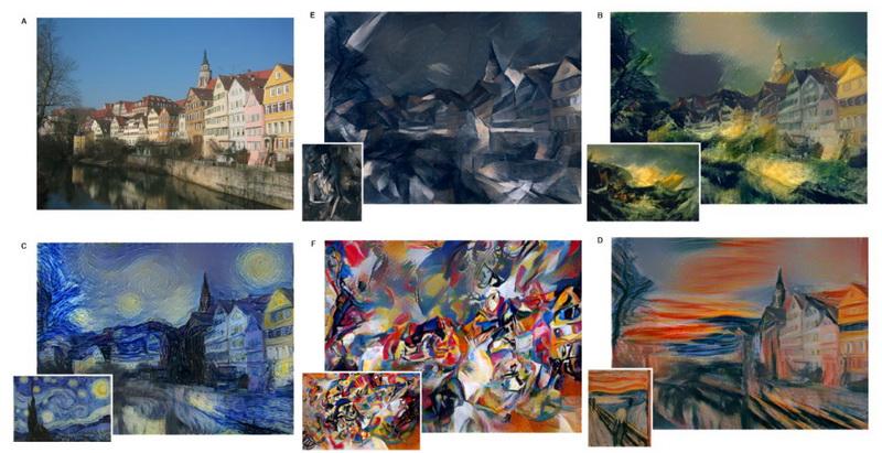 Создан алгоритм, превращающий фотографию в шедевр художника
