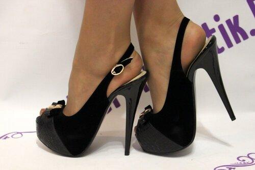 Туфли на шпильке теперь не вредят здоровью ног