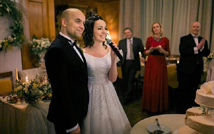 Валерия Ланская стала законной женой