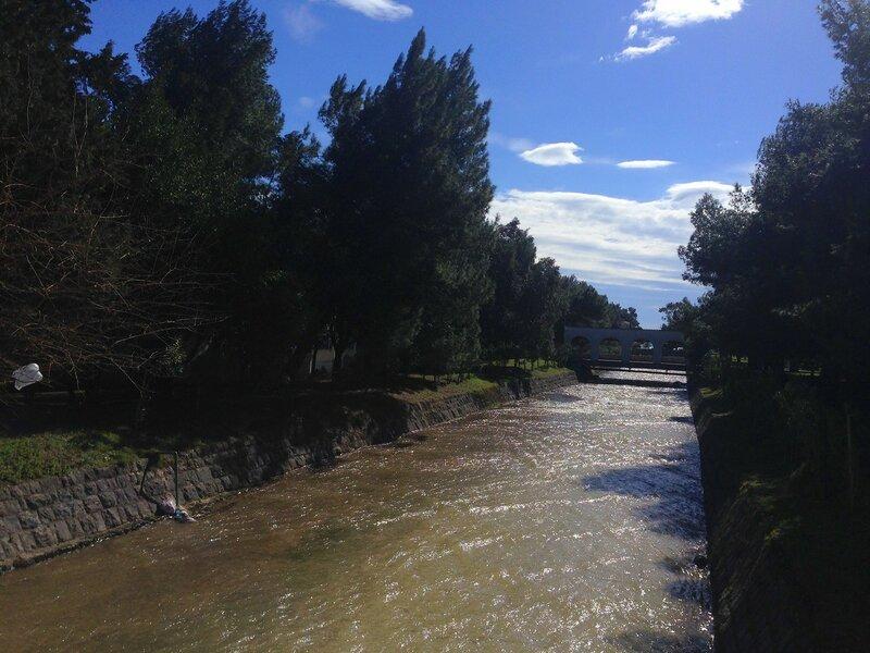 Будва после наводнения, 6 марта 2015