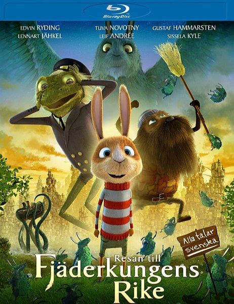 За тридевять земель / Resan till Fjaderkungens Rike (2013) BDRip 1080p/720p + HDRip