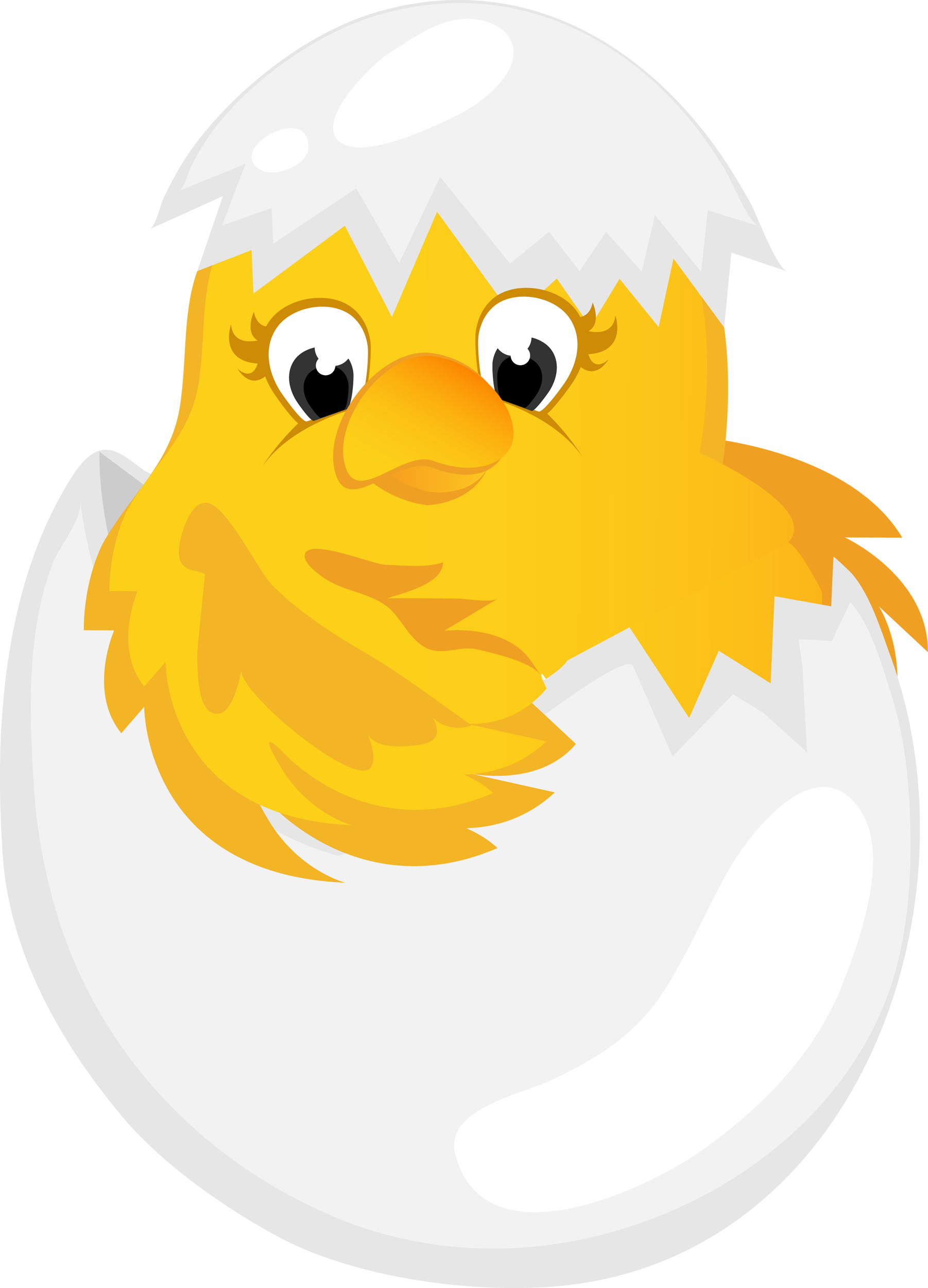 цыпленок клипарт: