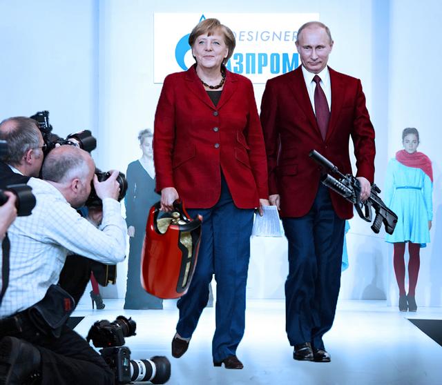 Меркель и Обама хотят двустороннего перемирия в Украине и призывают Россию повлиять на террористов - Цензор.НЕТ 3063